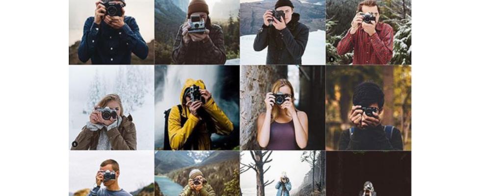 Best of: Beliebteste Fotomotive auf Instagram 2019