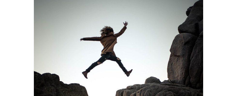 3 Anzeichen, dass du in deiner Karriere mehr Risiken eingehen solltest
