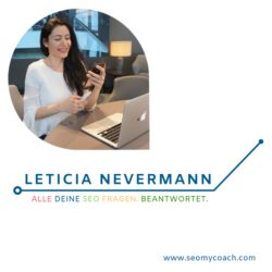 Seomycoach – Leticia Nevermann