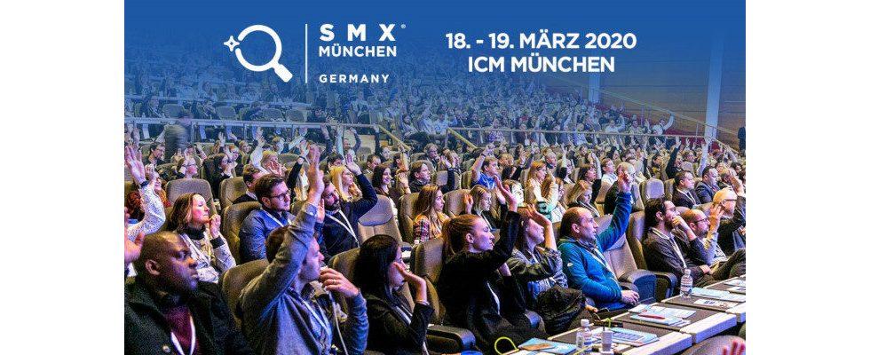 Treffpunkt mit internationalen Experten – die SMX in München