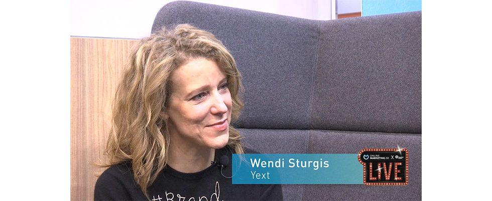 Die Integration von Voice als User Interface: Wendi Sturgis im Interview