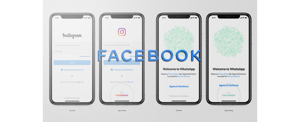 Neues Branding bei Facebook: Zwischen Social Network und Unternehmen