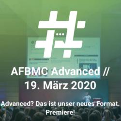 AFBMC Advanced