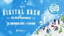 The Digital Bash: Winter Edition