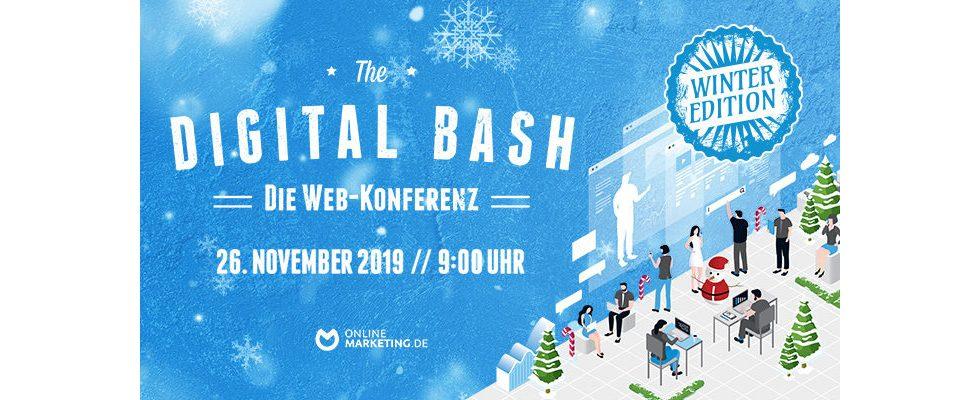 Generation Z und die Trends der Zukunft: The Digital Bash – Winter Edition