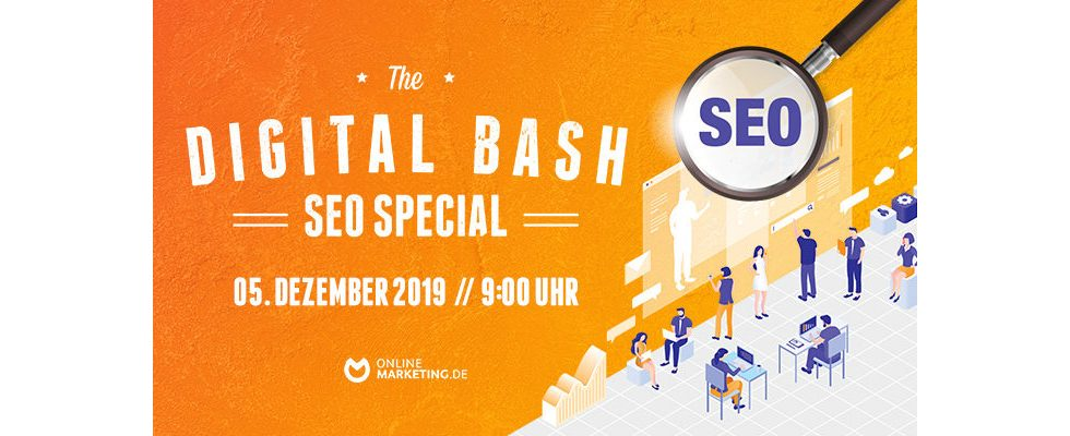 SEO-Kampfansage: The Digital Bash – SEO Special