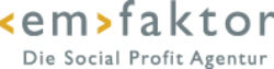 em-faktor | Die Social Profit Agentur