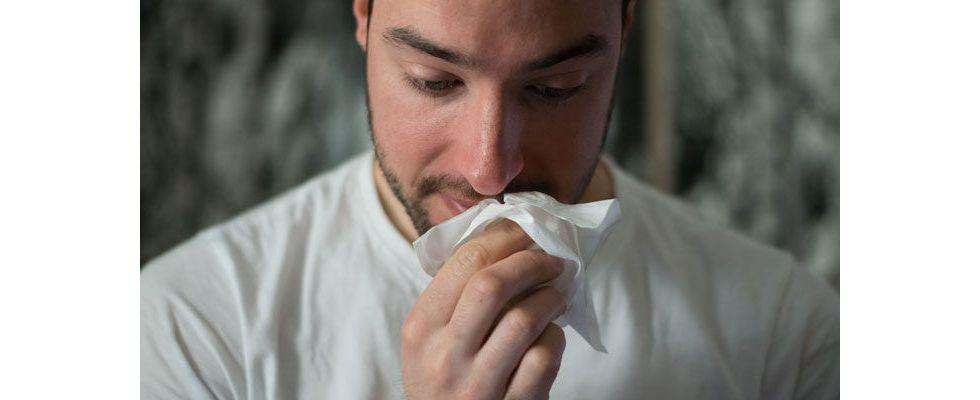 Erkältet ins Büro – angebracht oder absolutes No-Go?