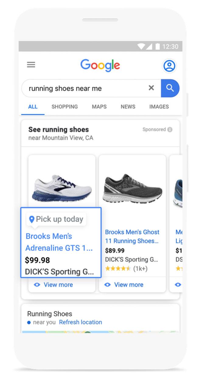 Vorschau auf neues Feature von Google Ads