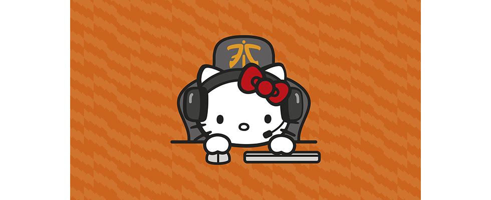 Ungewöhnliche Kooperation: Hello Kitty als eSports-Partner?