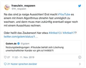YouTube - Das bedeuten die neuen Nutzungsbedingungen für Creator | OnlineMarketing.de