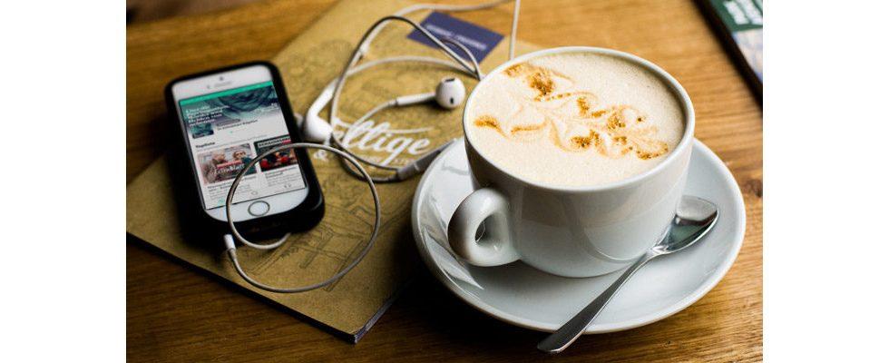 Netflix für Podcasts – Launch für Podimo