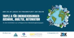 Triple A für Energieversoger: Auswahl, Analyse und Automation  – in drei Schritten zur erfolgreichen Marketingkampagne