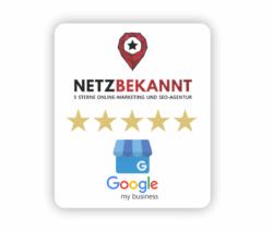 Netzbekannt | Die Online-Marketing und SEO-Agentur Berlin