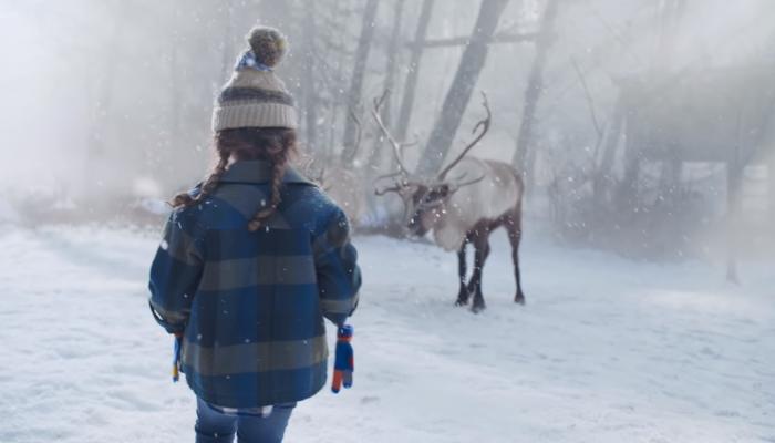 Mit weihnachtlichen Gefühlen die View-through-rate erhöhen