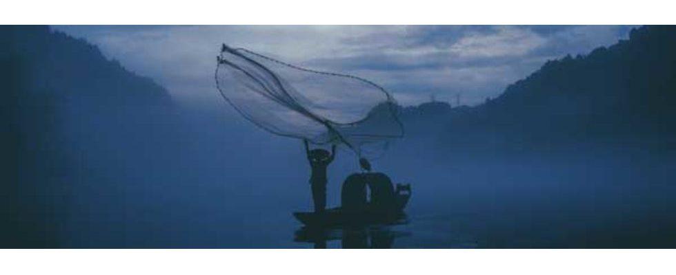 Kurz erwähnt: Die Geschichte des Fischers