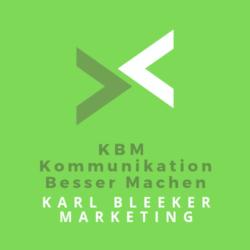KBM – Kommunikation Besser Machen – Karl Bleeker Marketing