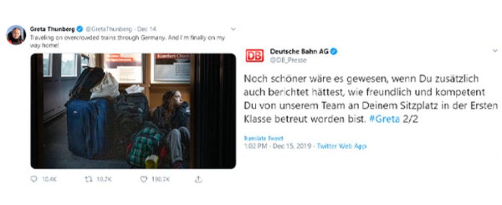 Kurz Erwähnt: Deutsche Bahn vs. Social Media-Kompetenz