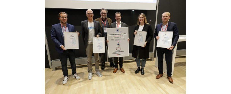 Deutscher Marketing Tag: LoyJoy gewinnt Startup-Wettbewerb