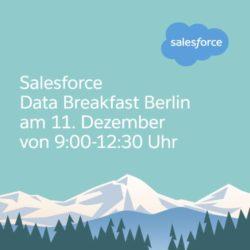Salesforce Data Breakfast 2019