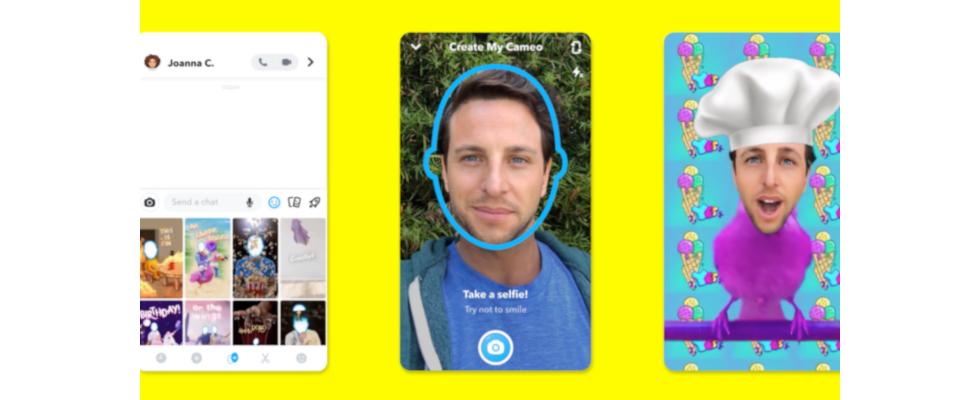 Harmloses Feature? Snapchat setzt mit neuer Funktion auf Deepfake-Technologien