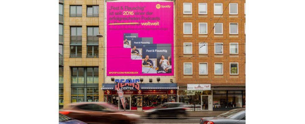 #spotifywrapped: Jahresrückblick wird zum Marketing-Erfolg
