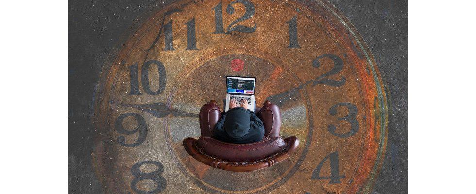Schluss mit dem Mythos: Wer lange arbeitet, ist nicht produktiver