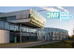 HdM Stuttgart und Digital Marketing Forum Logo