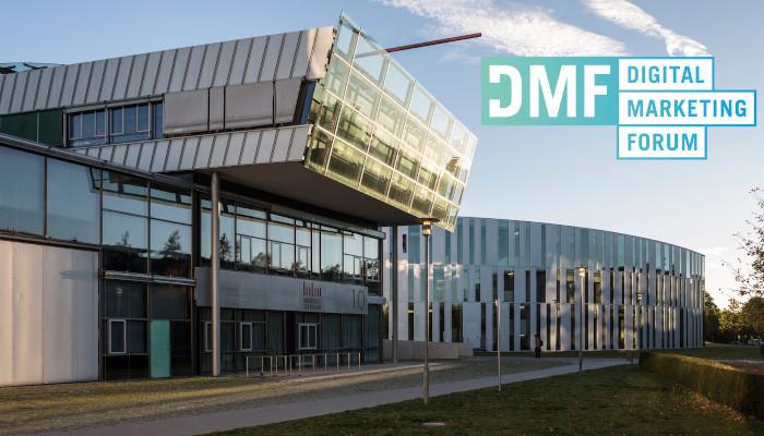 HdM Stuttgart und Digital Marketing Forum Logo