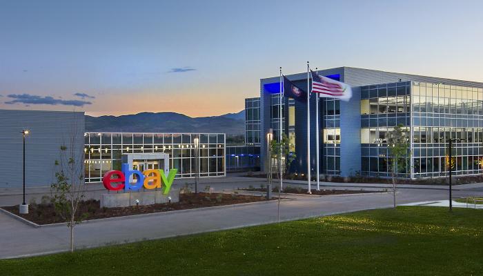 eBay Standort San Jose