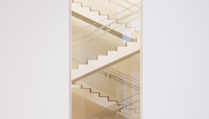 Stufen nach oben