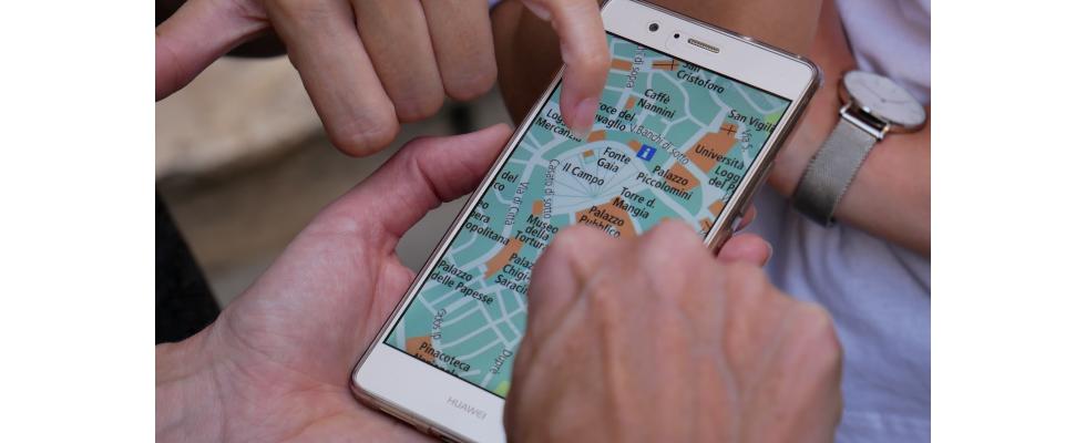 Statt Google Maps: Huawei setzt auf TomTom