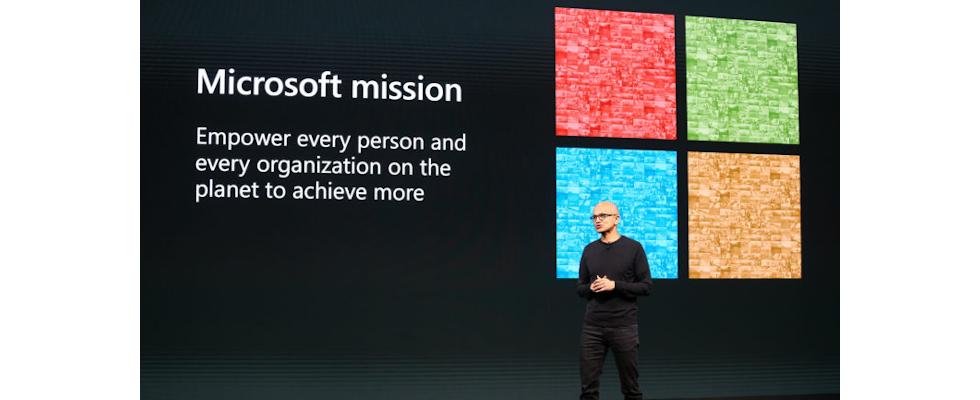 Riesiges Wachstum: Microsoft begeistert Anleger mit Cloud-Geschäft und Office