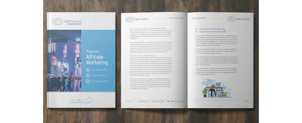 Dein Affiliate Marketing Playbook für mehr Reichweite, Kunden und Umsatz