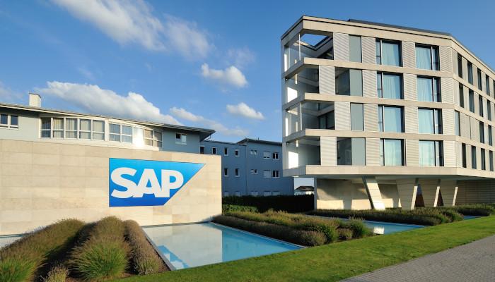 SAP Gebäude Walldorf