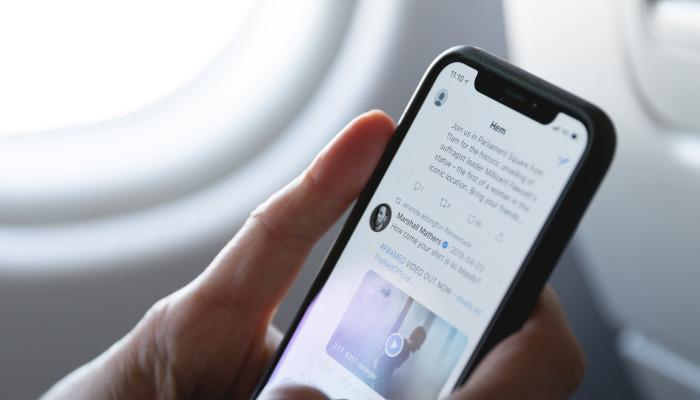 Auf dem Bild ist ein Smartphone-Bildschirm zu sehen