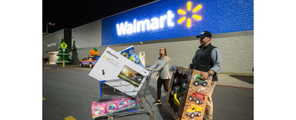 Vorteil gegenüber Amazon? Walmart optimiert Targeting mit Offline-Daten