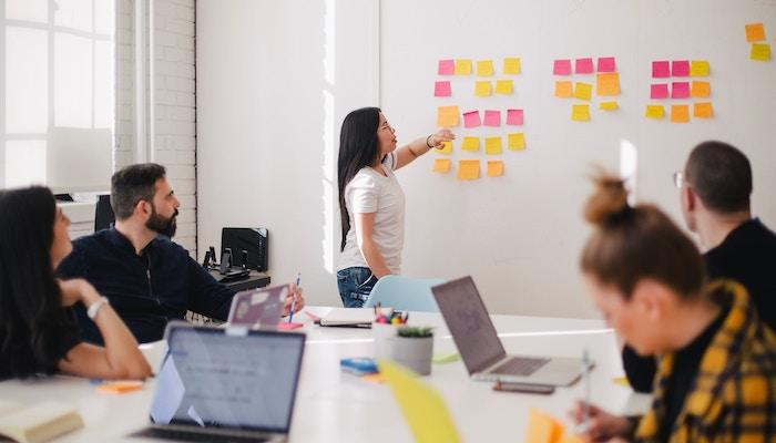 Agile Teamarbeit Selbstorganisation