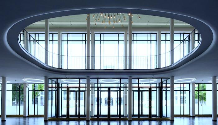Die alte Kongresshalle in München