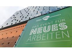 Die New Work Experience in der Elbphilharmonie in Hamburg
