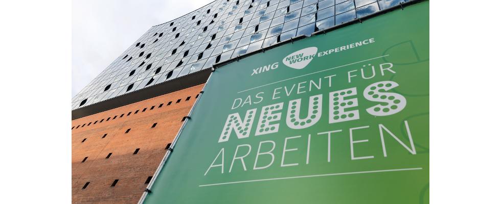 NEW WORK EXPERIENCE 2020 – Europas größte Konferenz zur Zukunft der Arbeit