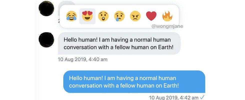 Instagram testet Emojis in den Direct Messages