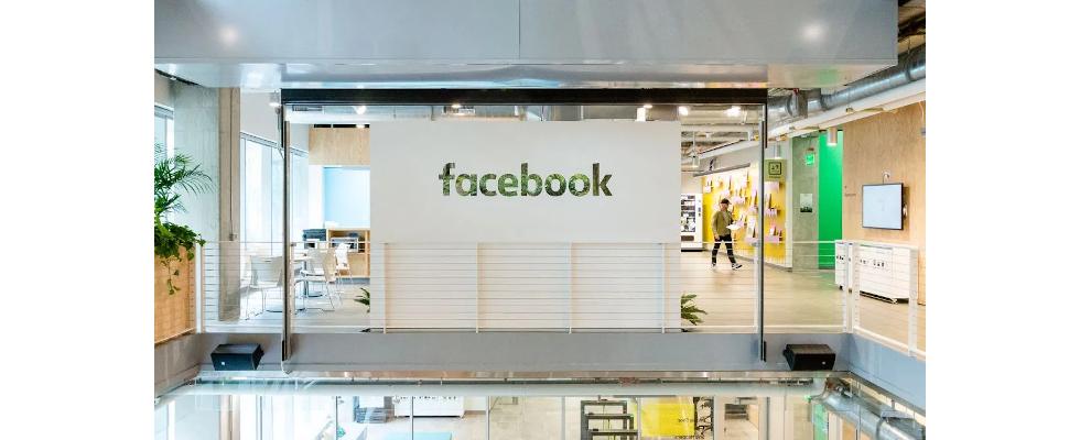 Hashtags und Mentions bei Facebook bald im neuen Blau der Marke?