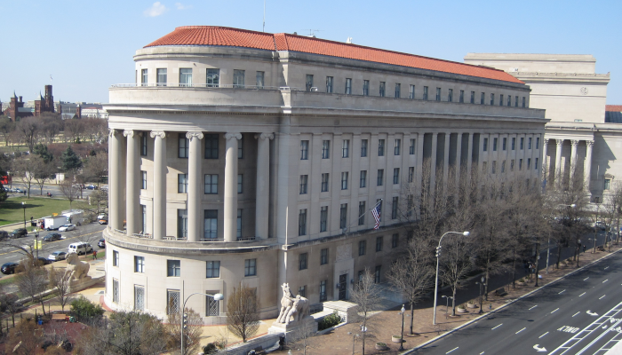 Gebäude der Federal Trade Commission