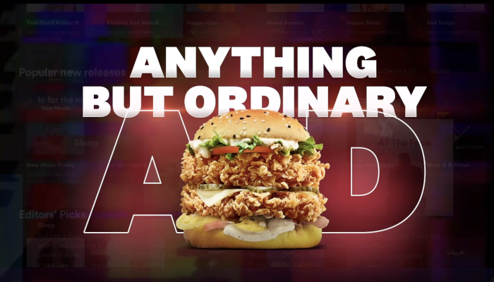 Eigentlich unmöglich: So verwirklichte KFC die erste Werbekampagne auf Spotify Premium