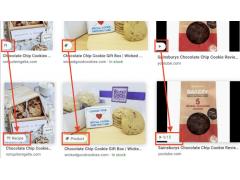 Neue Icons bei Google Images