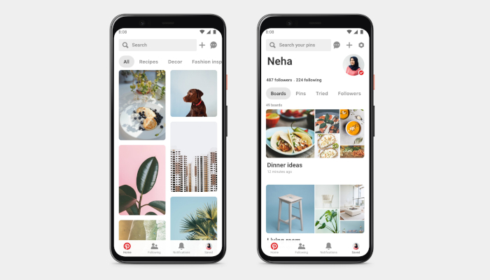 Pinterest launcht Lite Version: Bessere User Experience durch geringen Datenverbrauch