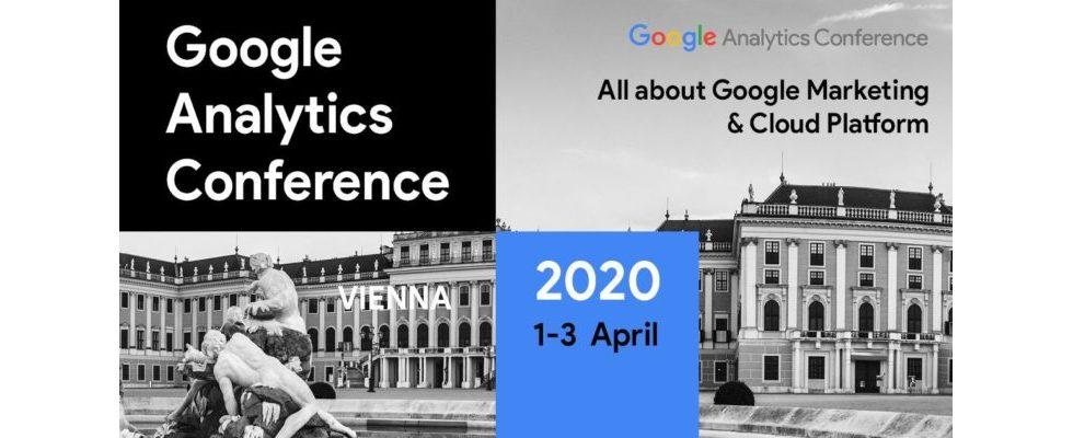 Mit Google Analytics durchstarten: Triff Experten auf der 9. GACon 2020 D-A-CH