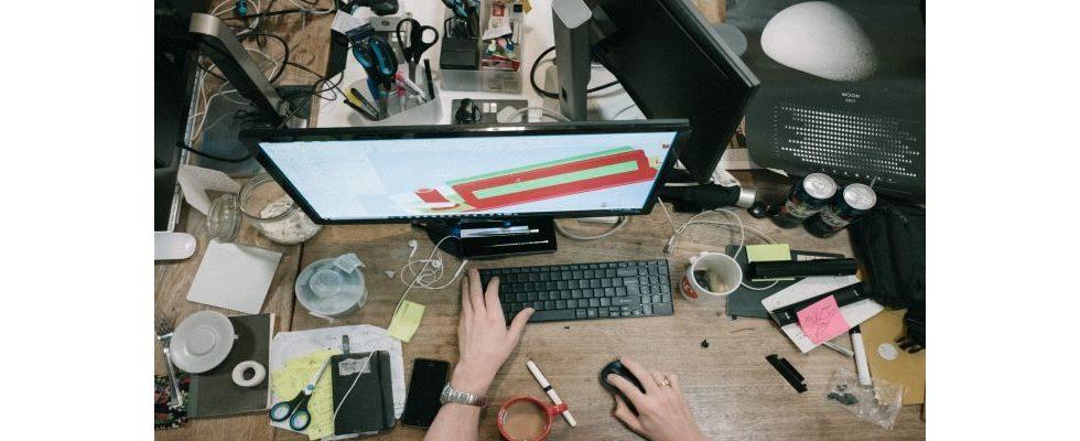 Ordnung am Arbeitsplatz: So nimmt das Chaos nicht überhand