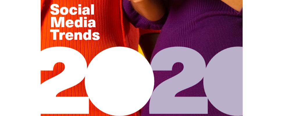 5 Social Media Trends, die Advertiser 2020 berücksichtigen sollten